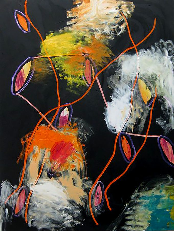 OIL / CANVAS. 146 x 114 cm. 2010