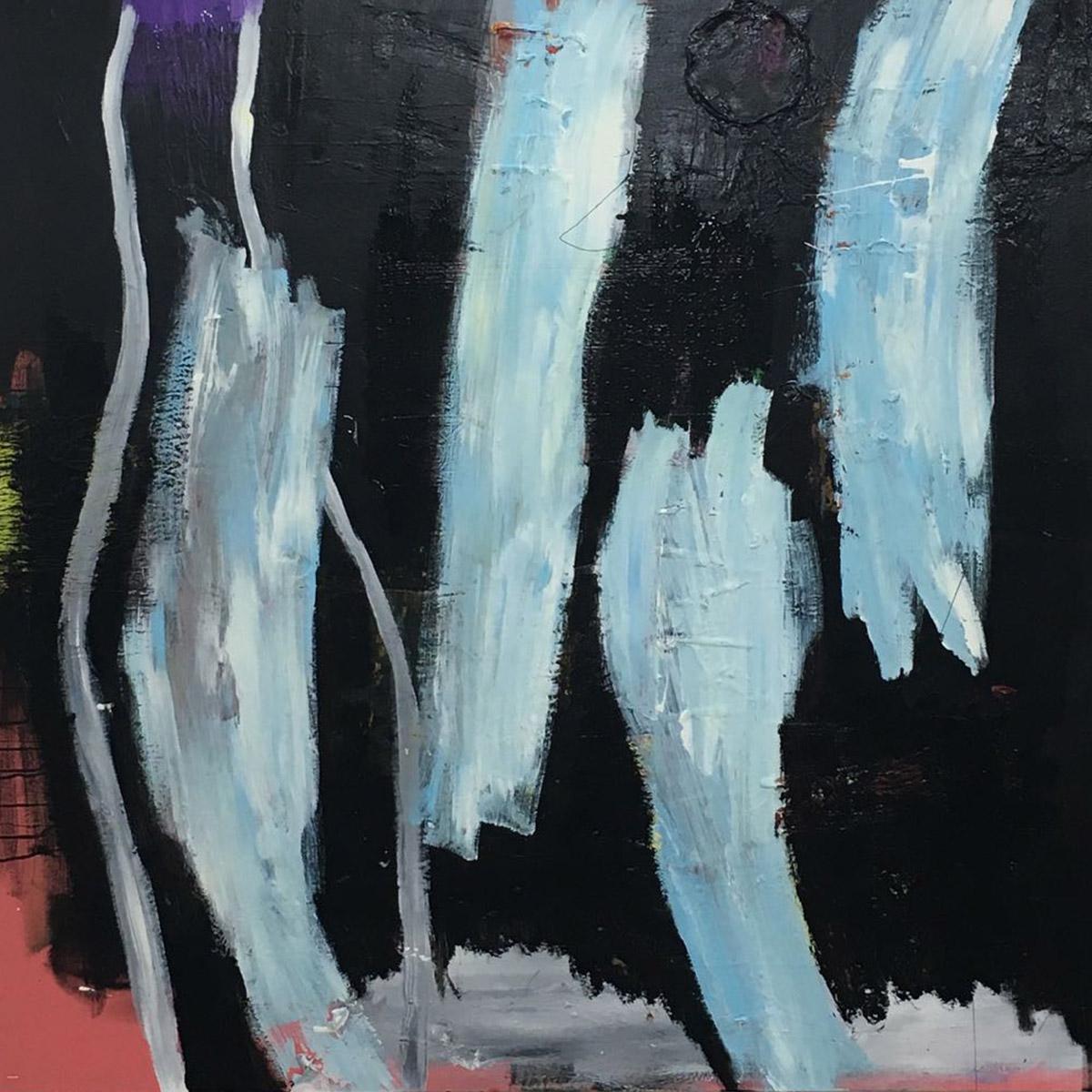T. mixta. . 150 x 150 cm. 2017